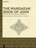 The Mandaean Book of John Pdf/ePub eBook