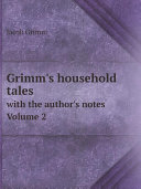 Pdf Grimm's household tales