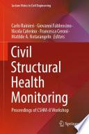 Civil Structural Health Monitoring Book
