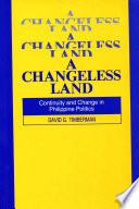 A Changeless Land