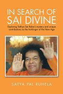 In Search of Sai Divine