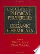 Handbook of Physical Properties of Organic Chemicals