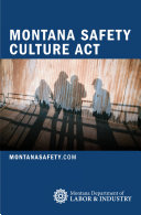 Montana Safety Culture Act