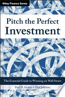 Pitch the Perfect Investment Book