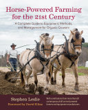 Horse Powered Farming for the 21st Century