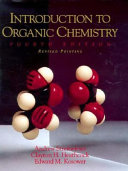 Solutions Manual and Study Guide to Accompany Introduction to Organic Chemistry  4th Ed