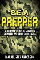 Be A Prepper PDF