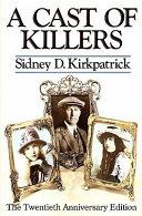 Pdf A Cast of Killers
