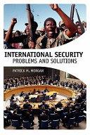 International Security Book