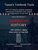 Brinkley s American History 15th Edition  Student Workbook  AP  Edition
