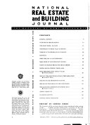 Pdf National Real Estate and Building Journal