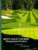 Best Golf Course Management Practices Book PDF