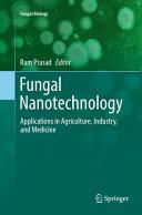 Fungal Nanotechnology Book