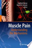 Muscle Pain  Understanding the Mechanisms
