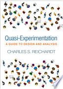 Quasi Experimentation Book