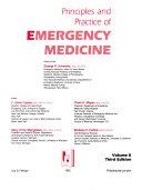 Principles and Practice of Emergency Medicine Book
