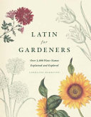 Latin for Gardeners ebook