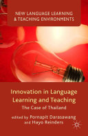 Innovation in Language Learning and Teaching Pdf/ePub eBook
