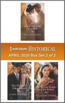 Harlequin Historical April 2020   Box Set 2 of 2
