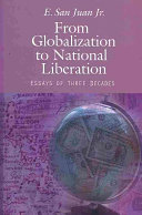 From Globalization to National Liberation