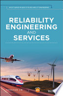 Reliability Engineering And Services Book PDF