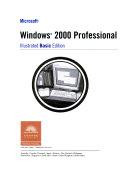 Microsoft Windows 2000 Professional Book