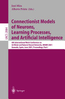 Connectionist Models of Neurons  Learning Processes  and Artificial Intelligence
