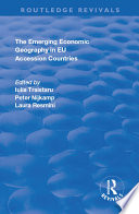 The Emerging Economic Geography in EU Accession Countries