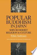 Popular Buddhism in Japan