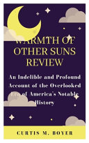 Warmth of Other Suns Review