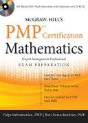 McGraw-Hill's PMP Certification Mathematics [Pdf/ePub] eBook