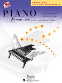 Piano Adventures - Primer Level Gold Star Performance