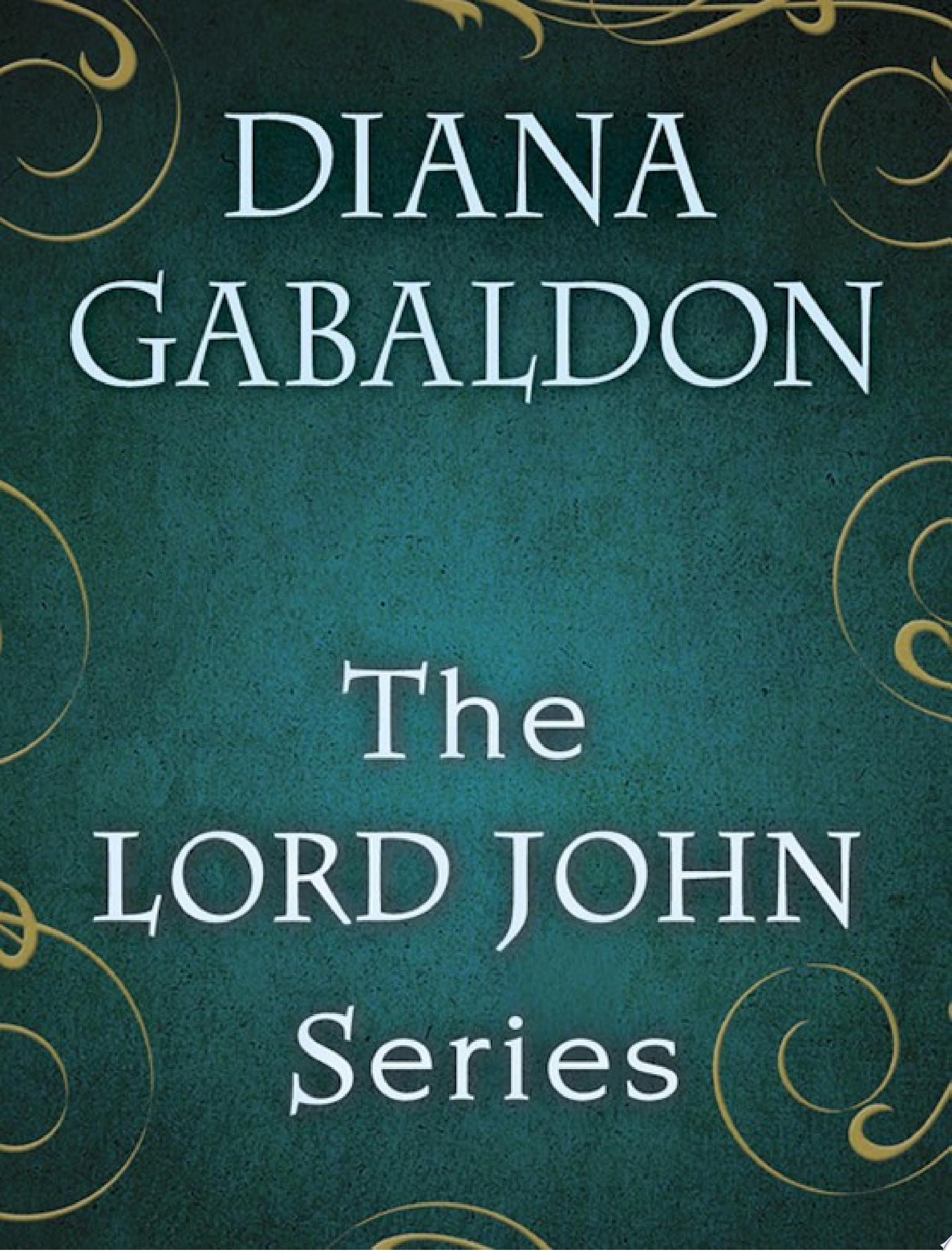 The Lord John Series 4 Book Bundle