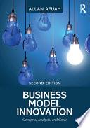 Business Model Innovation Book