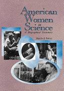 American Women in Science