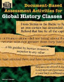 Document Based Assessment Activities for Global History Classes