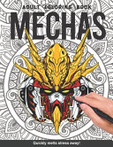 Mecha Adults Coloring Book
