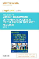 Fundamental Orthopedic Management for the Physical Therapist Assistant