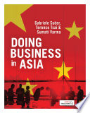 Doing Business in Asia Book