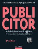 Pdf Publicitor - 8e éd. (+ site compagnon) Telecharger