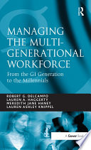 Managing the Multi Generational Workforce Book