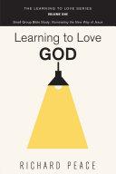 Learning to Love God Pdf/ePub eBook