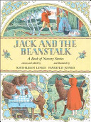 Jack and the Beanstalk  A Book of Nursery Stories