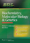 Biochemistry, Molecular Biology, and Genetics