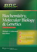 Biochemistry  Molecular Biology  and Genetics