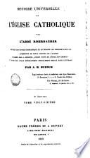 Histoire Universelle de l'Esglise Catholique, 26