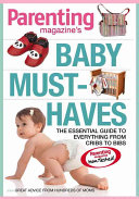 PARENTING Baby Must Haves Book