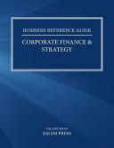 Corporate Finance & Strategy