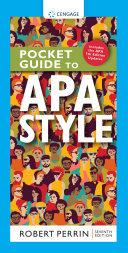 Pocket Guide to APA Style with APA 7e Updates