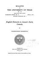 Studies in English